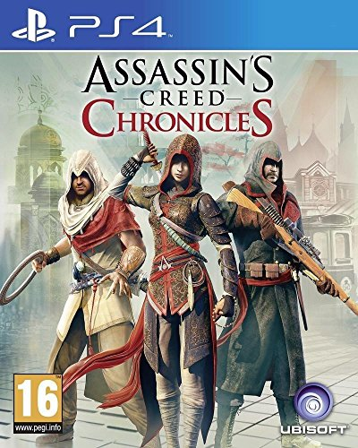 test Assassin's Creed Chronicle: Trilogie-Spiel PS4 Deutschland