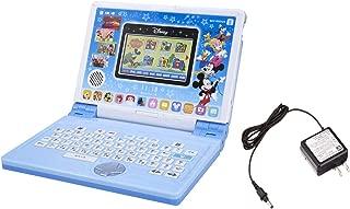 【Amazon.co.jp 限定】ディズニー&ディズニー/ピクサーキャラクターズ パソコンとタブレットの2WAYで遊べる! ワンダフルドリームタッチパソコン(ACアダプター Bタイプ付)