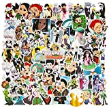 100PCS Hunter X Hunter Stickers, Waterproof Japanese Anime Stickers for Teens Vinyl Stickers Laptop Stickers Water Bottle Stickers Computer Skateboard Stickers Gifts for Anime Lovers