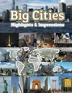 Big Cities Highlights & Impressions: Original Wimmelfotoheft