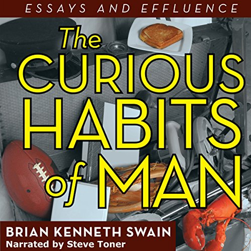The Curious Habits of Man audiobook cover art
