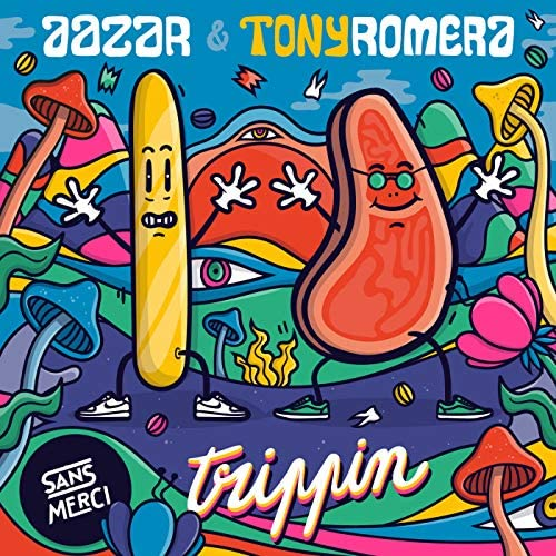 Aazar & Tony Romera