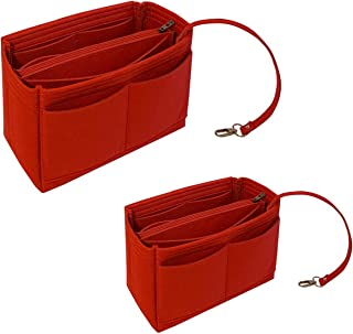leather bag insert