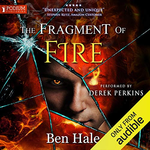 The Fragment of Fire cover art