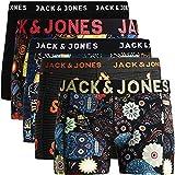 JACK & JONES Herren 5er Pack Boxershorts Mix Unterwäsche Mehrpack,5er Pack Bunt 2 Ohne Wäschesack,M