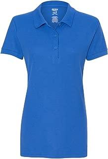 Gildan womens Premium Cotton Double Piqué Sport Shirt (G828L)