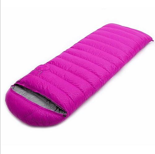 SHUIDAI Le sac de couchage camping plein air , violet , 1800g