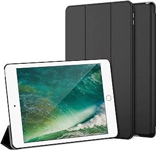 Black Slim Tri-Fold Smart Magnetic Leather Flip Stand Case Cover For iPad Mini -1-2-3 SAPU