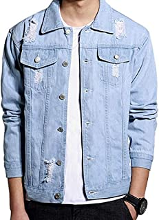 Best jean jackets for men with hood Reviews