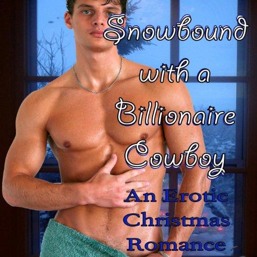 Snowbound with a Billionaire Cowboy cover art