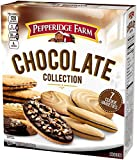 Pepperidge Farm Cookie Collections Chocolate 9 Cup Cookies, 18 Count(Pack of 2 boxes) - 7 Cookie Varieties, 13 OZ