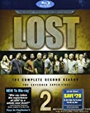 Lost: Complete Second Season [Blu-ray] [Import anglais]