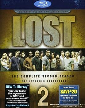 Lost  Season 2 [Blu-ray]