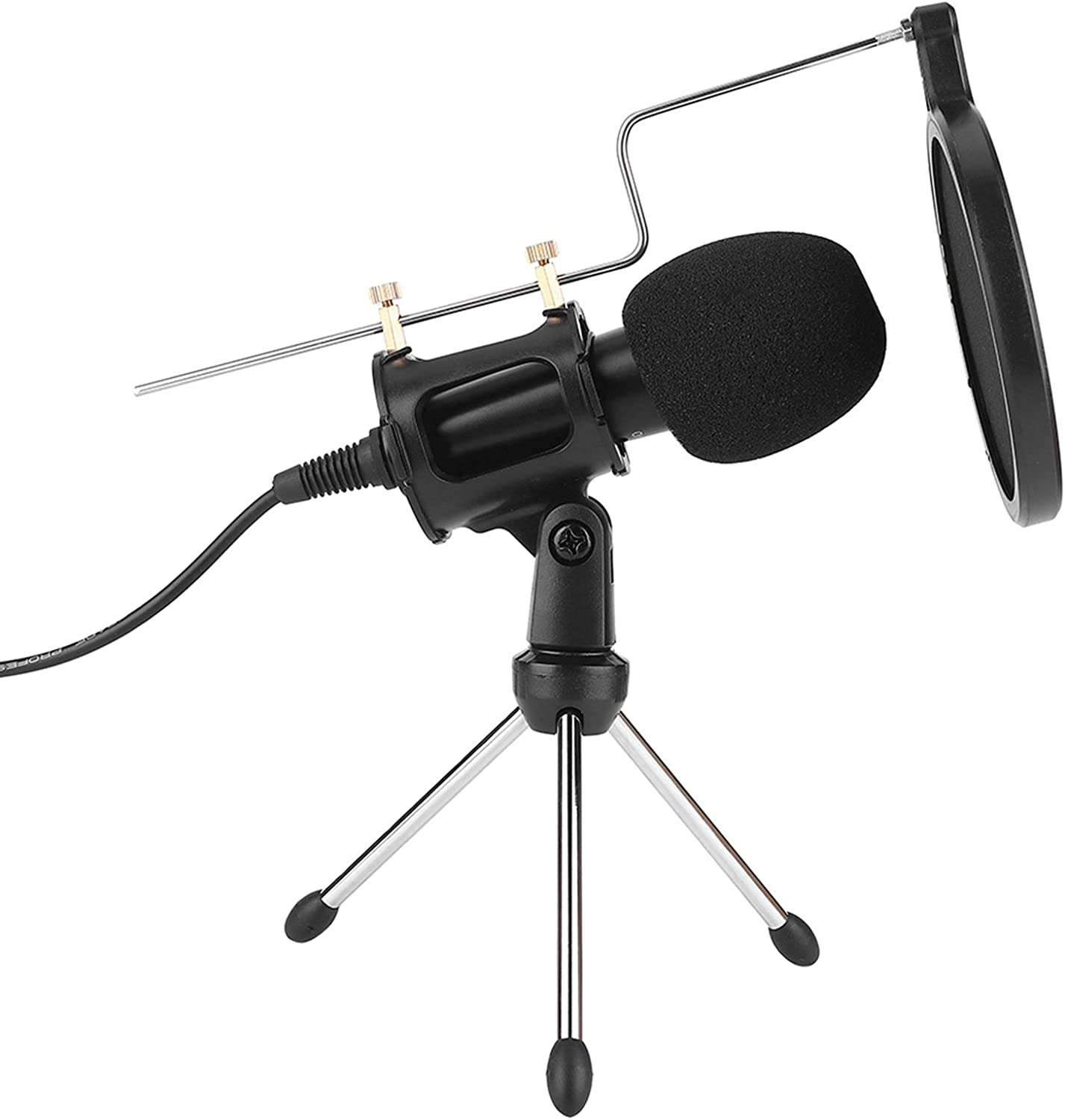 Microphone Capacitive Broadcasting ! Super beauty product restock quality top! Reco 70% OFF Outlet Mic Karaoke