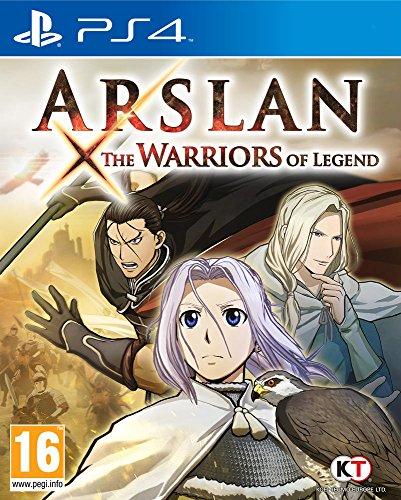 Arslan : the warriors of legend - PlayStation 4 - [Edizione: Francia]