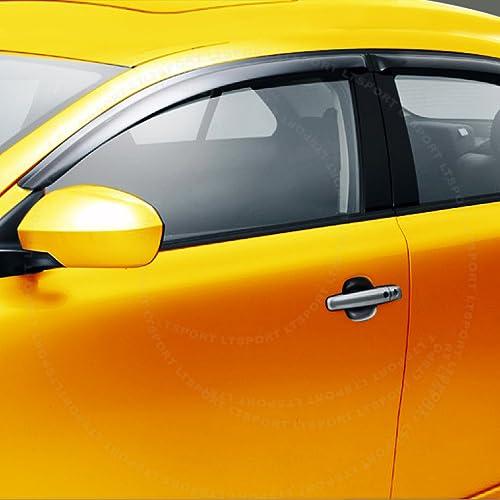 LT Sport Custom Fit 93-97 TOYOTA COROLLA Side Window Visor Deflector 4pcs