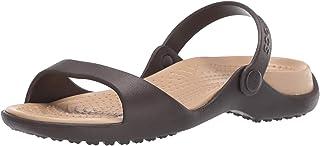 comprar comparacion Crocs Cleo, Sandalias de Punta Descubierta para Mujer