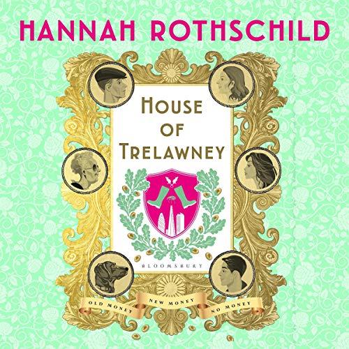 House of Trelawney audiobook cover art