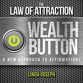 The Law of Attraction Wealth Button cover art