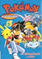pokemon kanto vol.3 (pokemon aventures) por keiBOOK