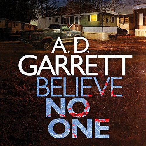 Believe No One audiobook cover art