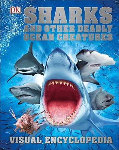 Sharks and Other Deadly Ocean Creatures Visual Encyclopedia product image