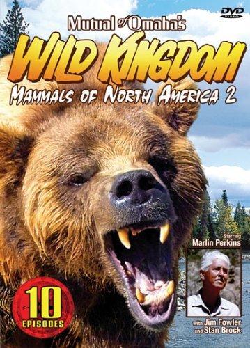 Mutual of Omaha's: Wild Kingdom Mammals of North America 2