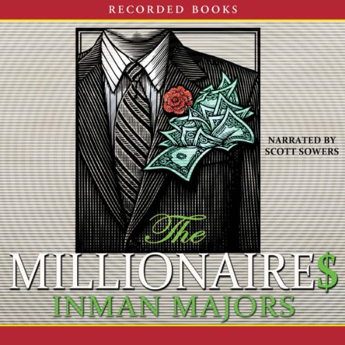 Millionaires audiobook cover art