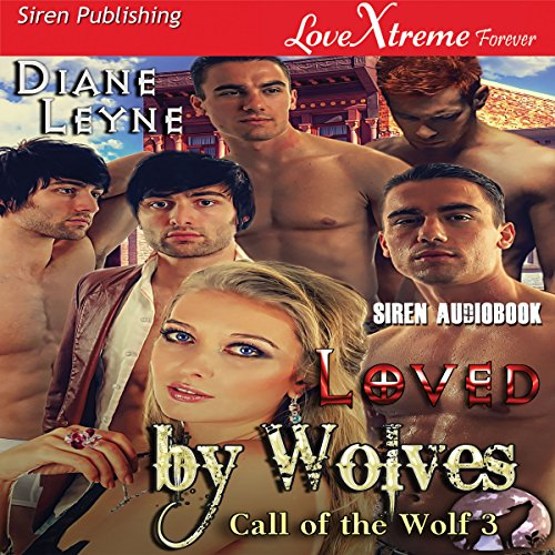 Loved by Wolves cover art