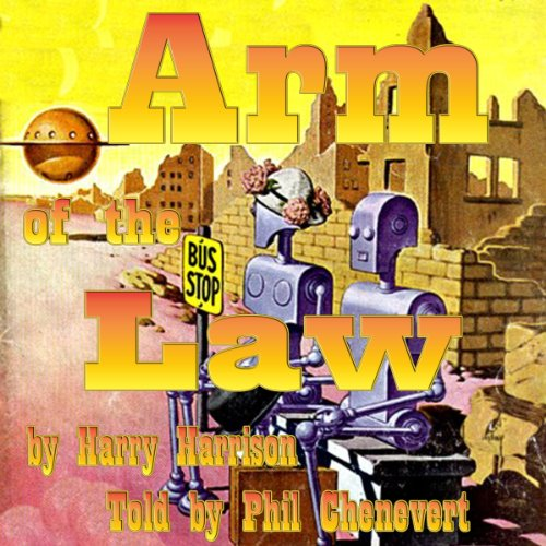 Arm of the Law audiobook cover art