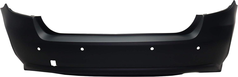 Garage-Pro Rear Bumper Cover Compatible with High order Subaru Super special price 2017-2020 Im