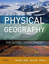 Best physical geography 5th edition Reviews