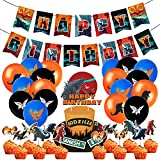 Monster Party Decorations 44PCS Monster King...