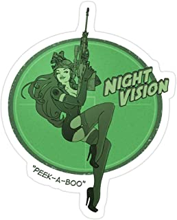 night vision stickers