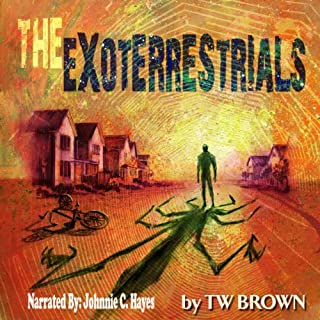 The Exoterrestrials audiobook cover art