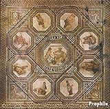 Prophila Collection Luxemburgo Bloque 21 (Completa.edición.) 2007 Romana Mosaicos por Vichten...