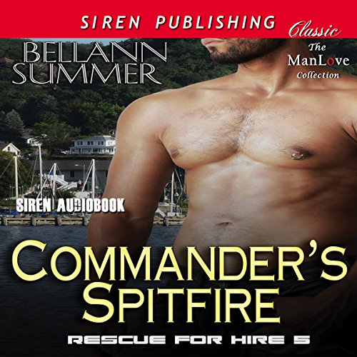 Commander's Spitfire: Rescue for Hire 5 audiobook cover art