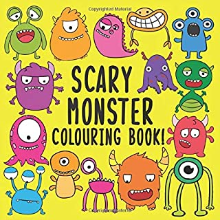 Best doodle monster coloring pages Reviews