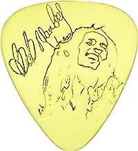 Bob Marley - Solid Brass Guitar Pick