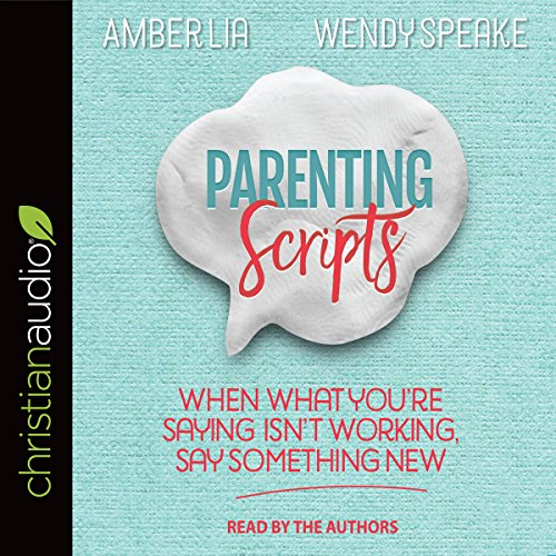 Parenting Scripts audiobook cover art