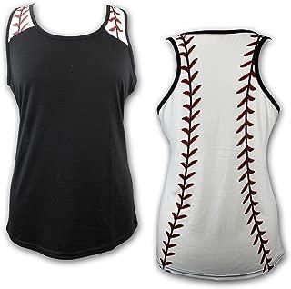Baseball Tank Top for Mom Fans T Shirt Apparel Tshirt Gifts Team
