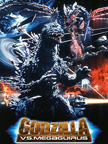 Godzilla vs. Megaguirus [dt./OV]
