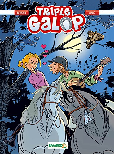 Triple galop - tome 07