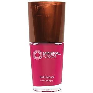 Mineral Fusion Nail Polish, Rock Candy, 0.33 Ounce