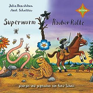 Superwurm und Räuber Ratte Titelbild
