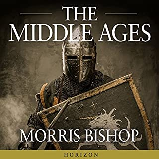 The Middle Ages audiobook cover art