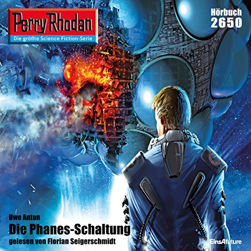 Die Phanes-Schaltung audiobook cover art