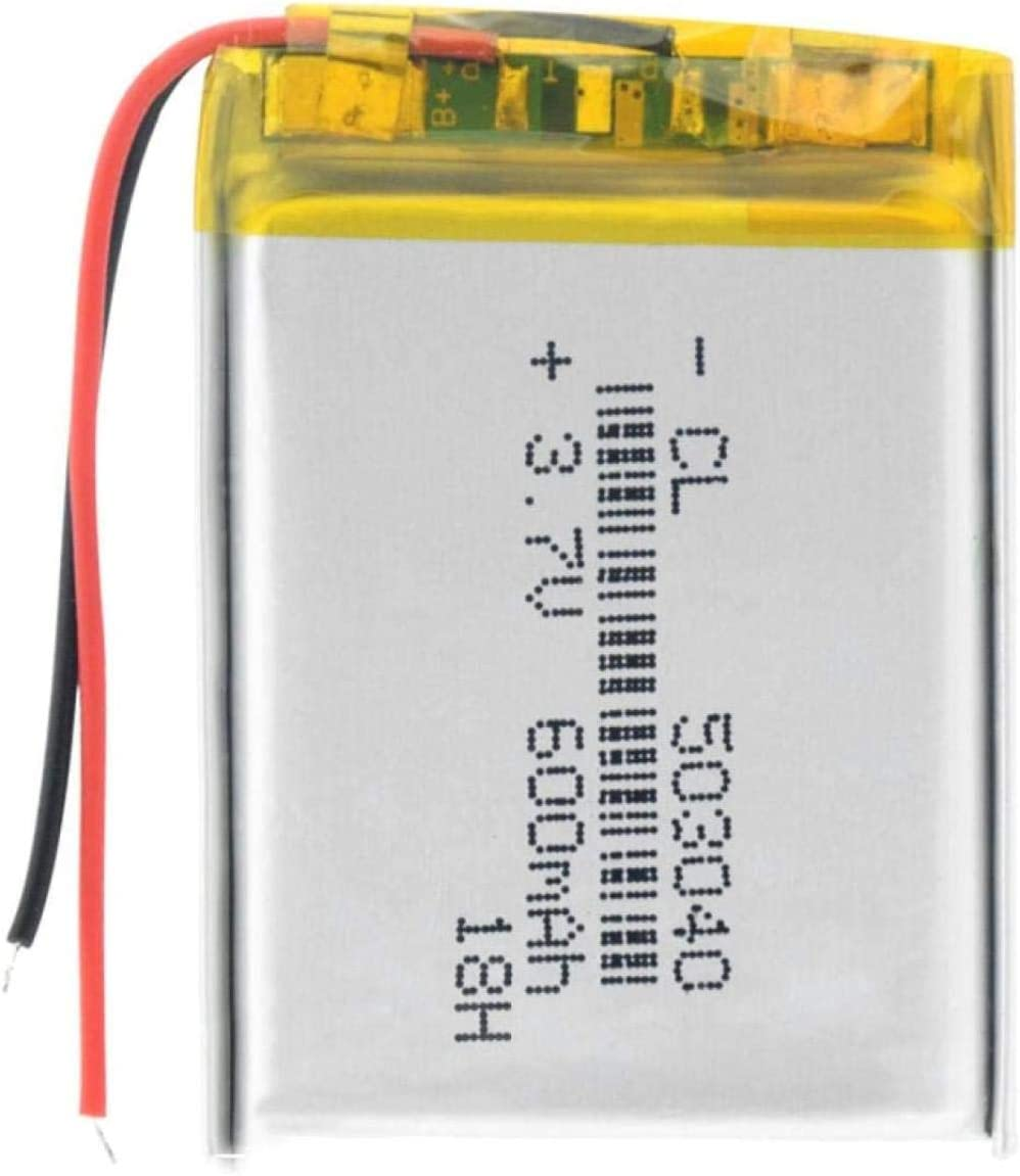 503040 Li Polymer Battery Po Indianapolis Mall Lith Free shipping anywhere in the nation Rechargeable 600mah