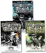 Skulduggery Pleasant - Series 1- Derek Landy 3 Books Collection Box Set (Book1-3)