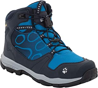 Jack Wolfskin Boy's AKKA Texapore MID Boy's Waterproof Hiking Boot Boot